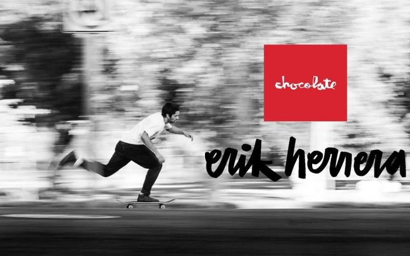 Chocolate skate team