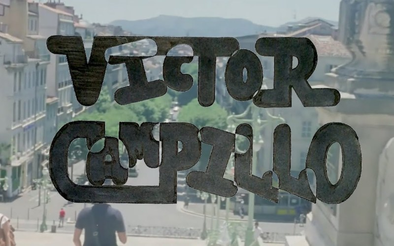 Victor Campillo Place TV part