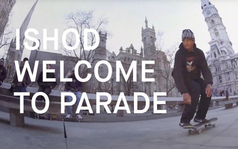 Ishod Wair rejoint la team PARADE
