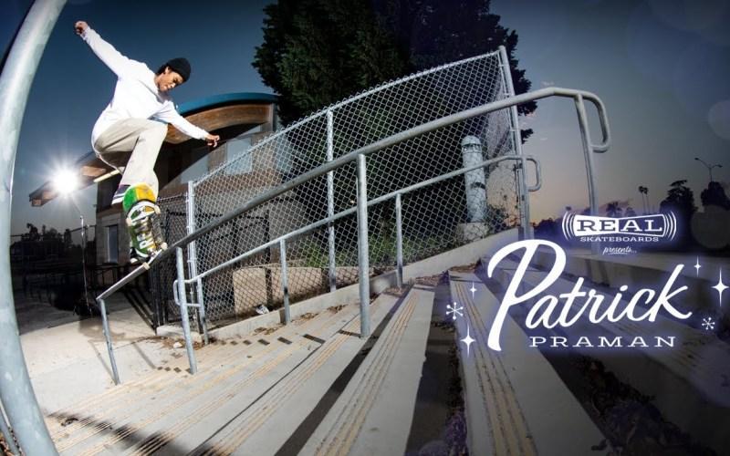 REAL célèbre sa nouvelle recrue Patrick Praman avec une super welcome vidéo