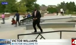 Victor Williams skate reporter Detroit