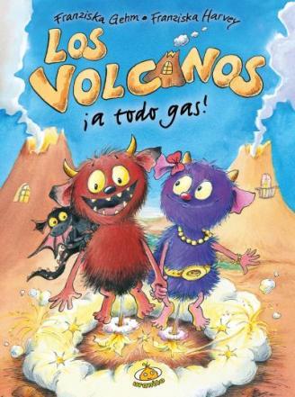Los Volcanes. ¡a todo gas!