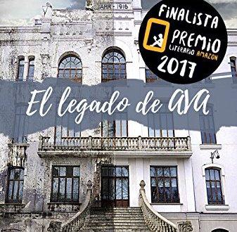 El legado de Ava de Elena Fuentes Moreno