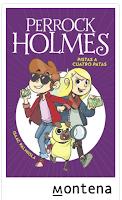 Perrock Holmes-Pistas a cuatro patas