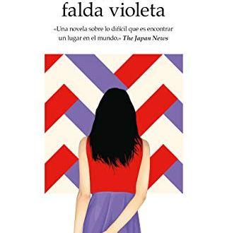 La mujer de la falda violeta