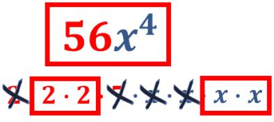 tercer término del ejemplo 3