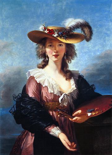 Marie-Louise Élisabeth Vigeé-Lebrun