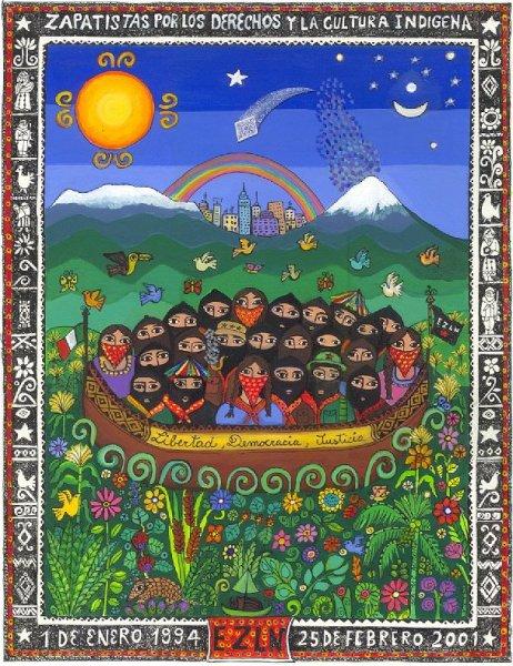 Las mujeres del EZLN: 20 años de lucha (2/2)