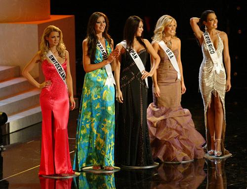Miss Universo 2015 - Las candidatas más bonitas