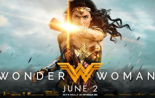 Gal Gadot protagoniza La Mujer Maravilla (Wonder Woman)