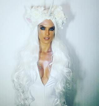 Halloween Alessandra Ambrosio
