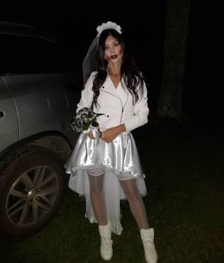 Halloween Mariana Davalos
