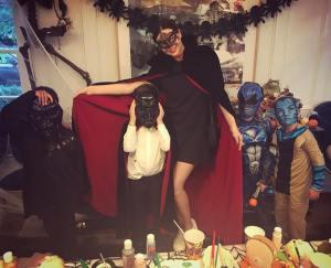Halloween Miranda Kerr