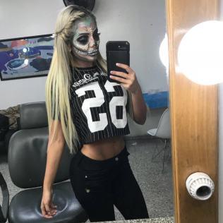 Halloween Paola Usme