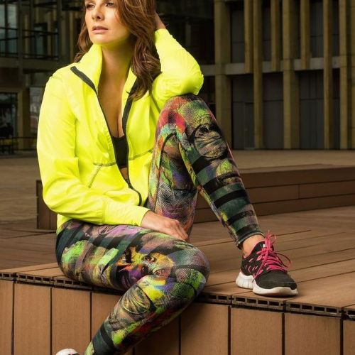 Las mejores rutinas de ejercicios para eliminar calorías extra por Carolina Cruz