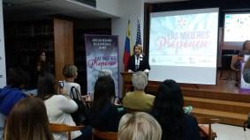 Ileana La Rosa Directora de Aliadas en Cadena - Las Mujeres Proponen