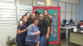 Taller de Escritura Creativa, Esc. Sor Isolina Ferrer, Ponce