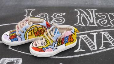 Las Nanis de Nani las zapatillas de la bebé de la directora de Sálvame