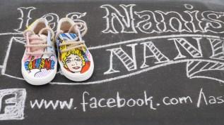 Las Nanis de Nani las zapatillas de la directora de Sálvame