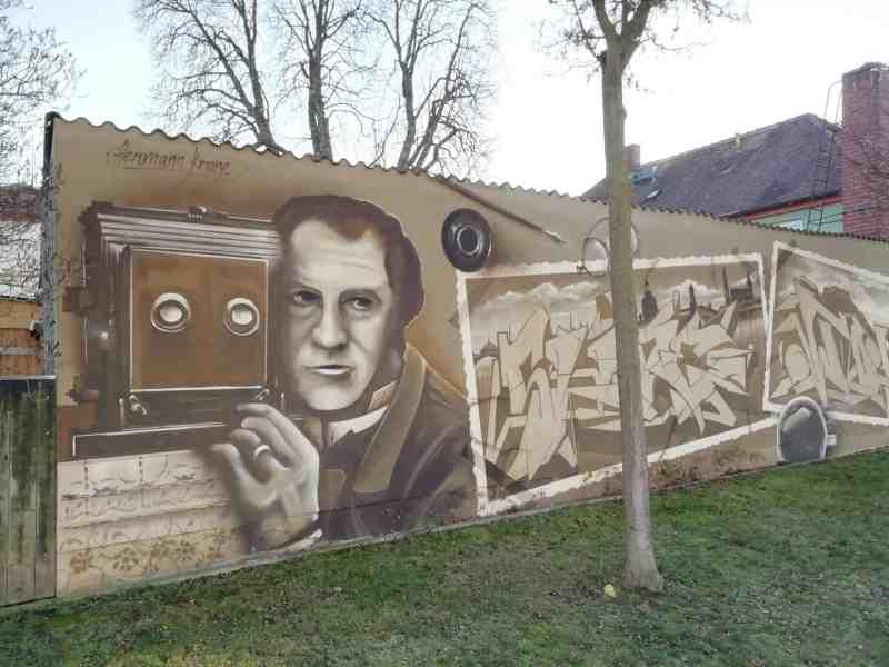 Hermann Krone - Ein Dresdner erfindet die Fotografie