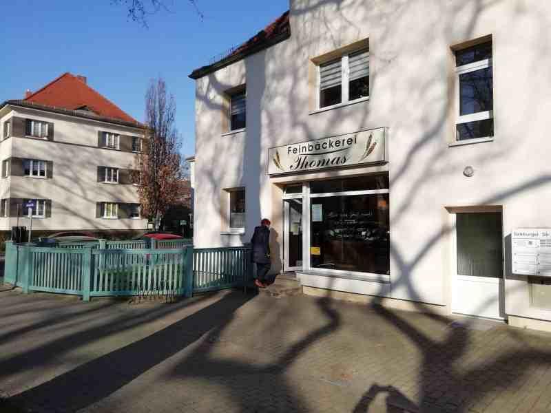 Bäckerei in Dresden