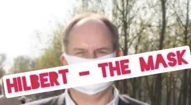 Hilbert The Mask