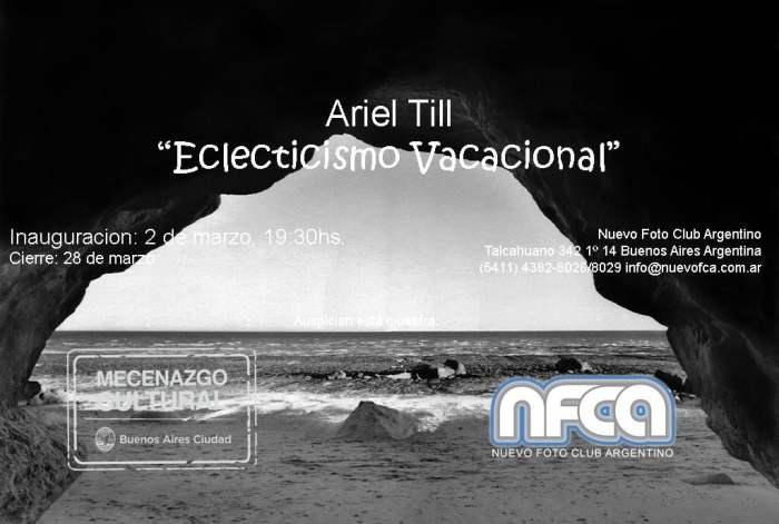 """""""Eclecticismo vacacional"""""""