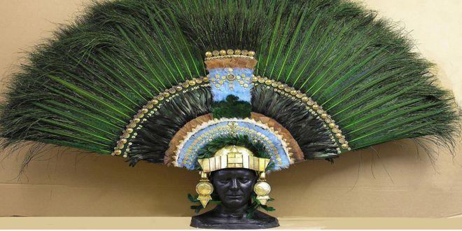 Busto de Moctezuma
