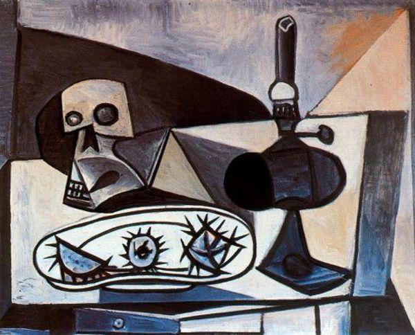 Calavera - Picasso