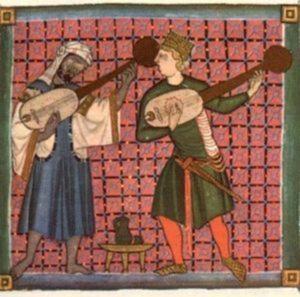 Juglares en las Cantigas de Alfonso X el Sabio