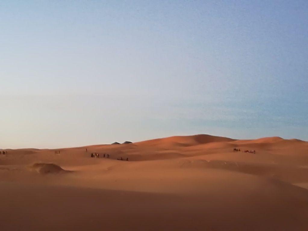 Khamlia, el pueblo libre. Visitando el desierto de Marruecos