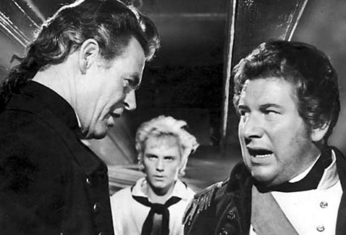 La fragata infernal (1962), de Peter Ustinov