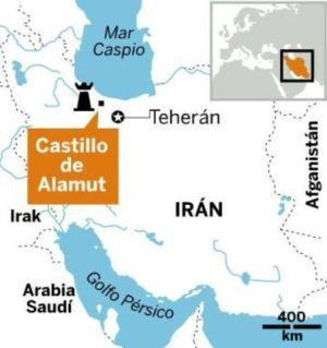 Mapa Alamut
