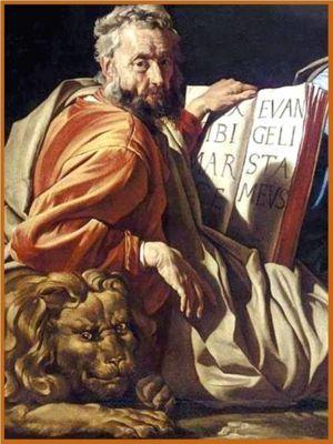 Marcos el Evangelista