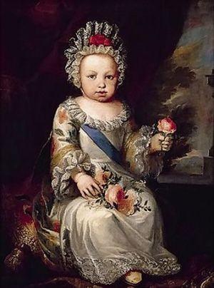 Mariana Victoria de Borbón y Farnesio