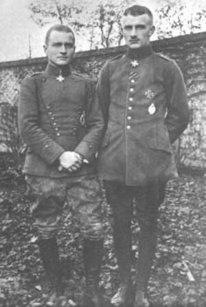hermanos Richthofen