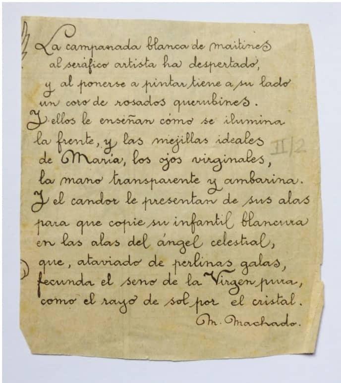 Manuel Machado. Su entorno y su poética