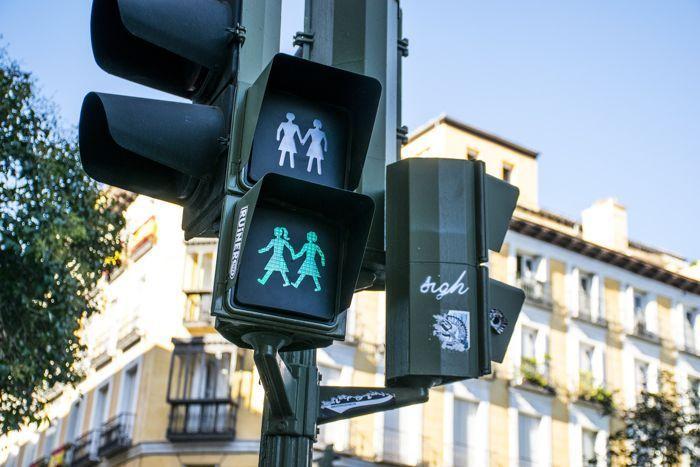 Feminismo de semáforo