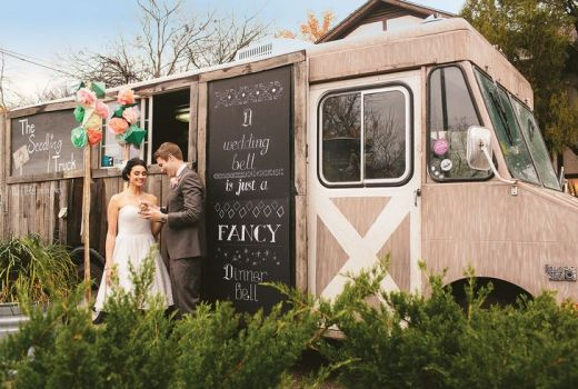 food truck mariage