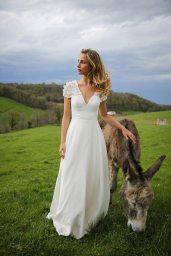 Abby Robe de mariée Marie Laporte