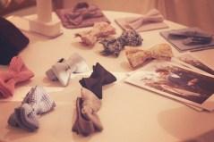 Les Coulisses du mariage - Mille et une listes - La Soeur de la Mariée - Noeud Papillon