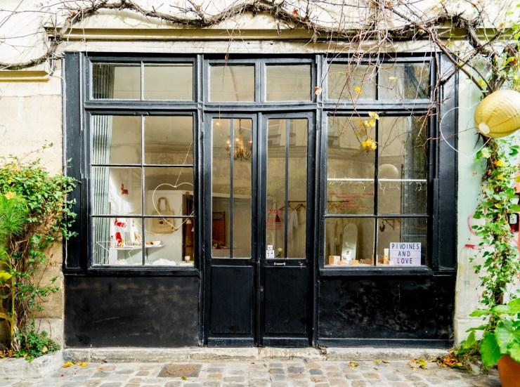 Concept store mariage Pivoines and Love Paris