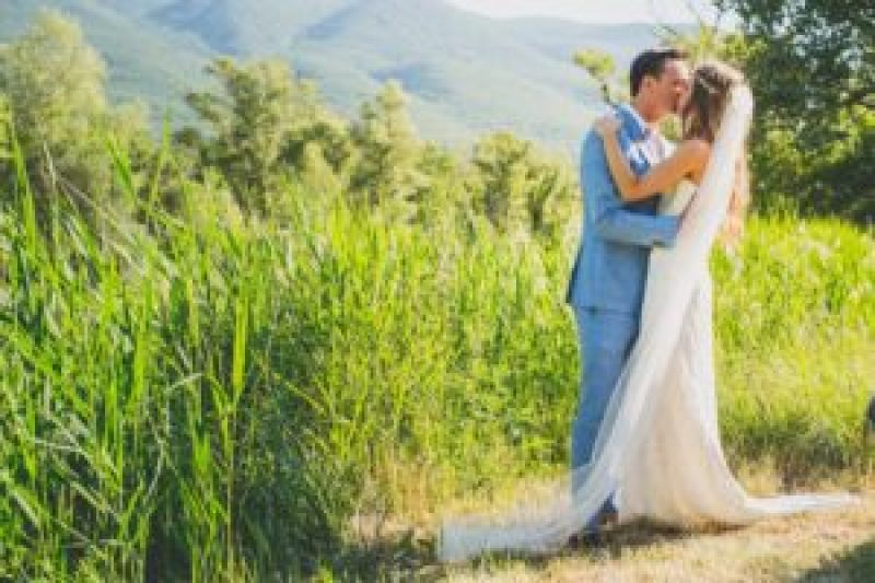 Mariés en Provence