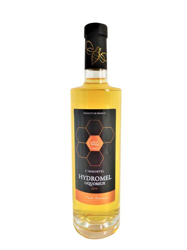 Bouteille d'hydromel liquoreux L'Immortel par La soif du temps