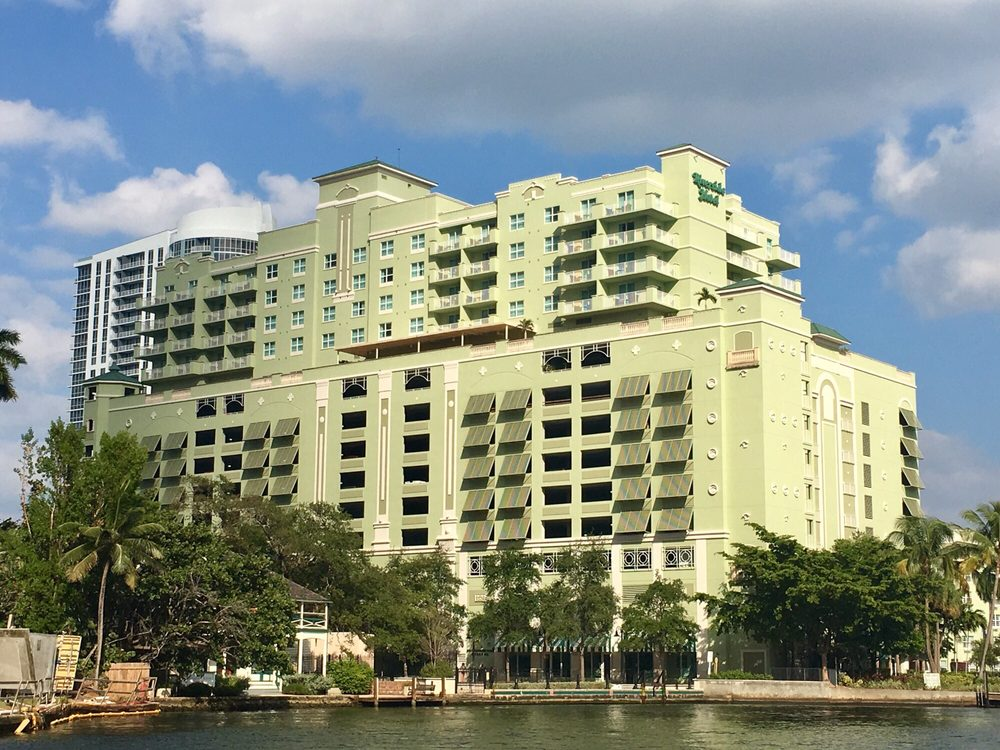 The Riverside Hotel Is Located On The Trendy Las Olas