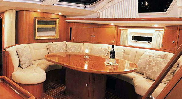 2001 Oyster 62 For Sale VENTURE Las Olas Yacht Group
