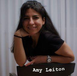 Amy Leiton: «No escribo pensando en otras películas», La solución elegante