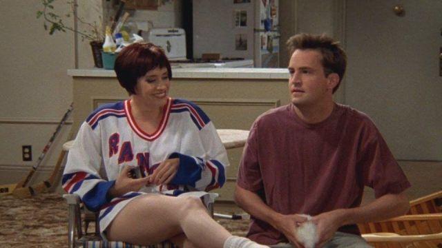 La nueva novia de Joey