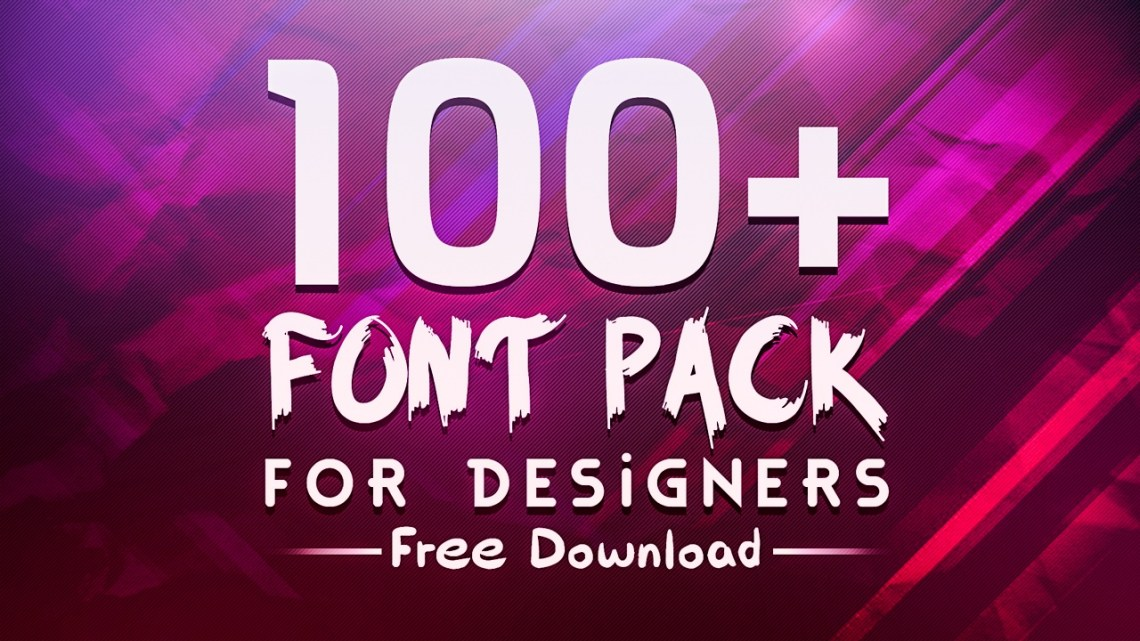 Download Ultimate Font Pack Free Download - lasopacalifornia