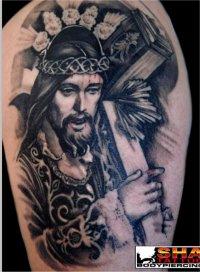 TatuajeCristo